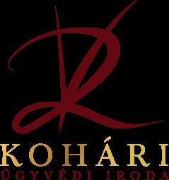 Kohári Ügyvédi Iroda Logo